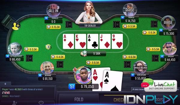 Cara Daftar Idn Poker Melalui Smartphone Dengan Mudah